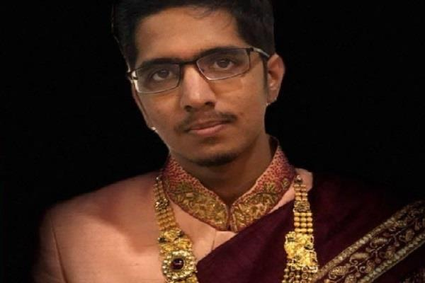 son of millionaire become jain monk