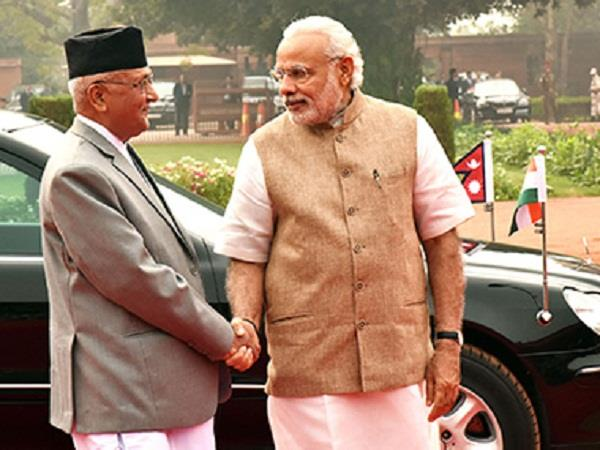 nepal pm advised to india