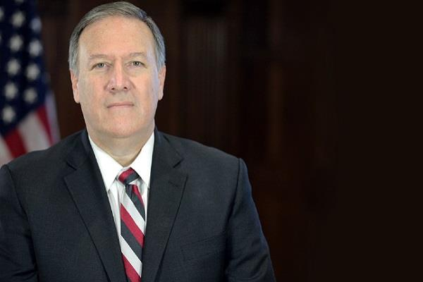 mike pomeo becomes america 70th foreign minister