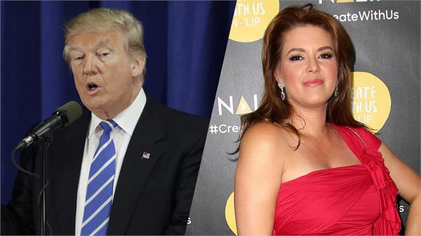 trump in the new trouble now former miss universe accused of making connection