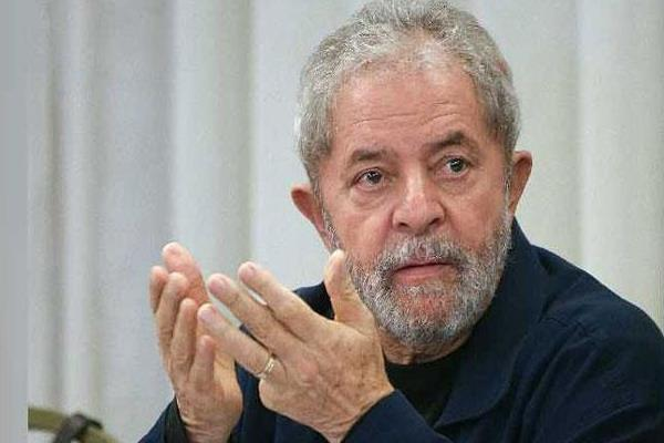 the court of the brazilian court ordered the arrest of former president lula