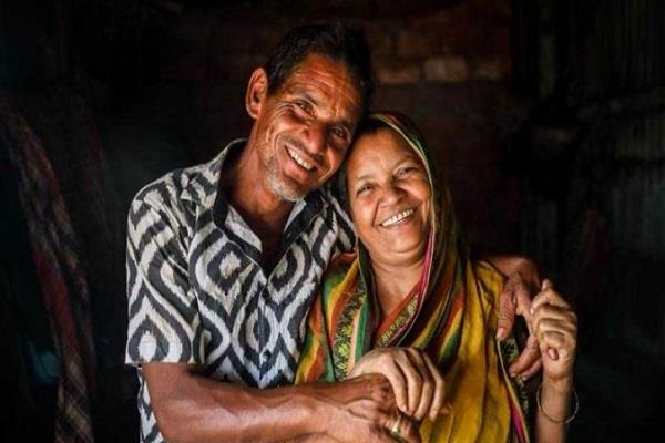 second marriage of 50 years of age