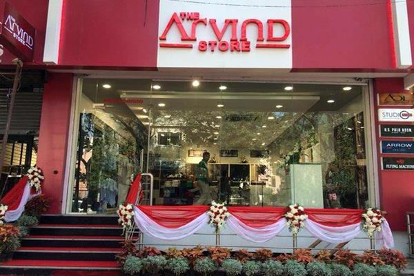 arvind plans to prepare 40 apparel itself