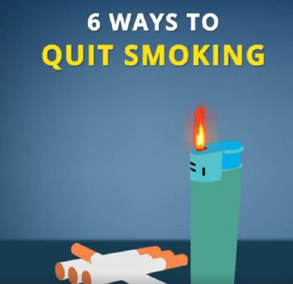 6 ways to quit smoking