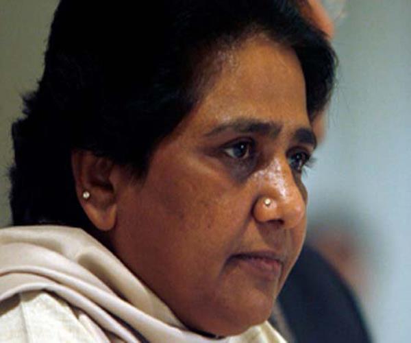 kanshiram has left the leader of time fearing mayawati bsp
