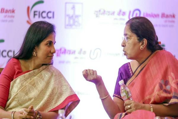 rbi due annual bonus of chanda kochhar and shikha sharma