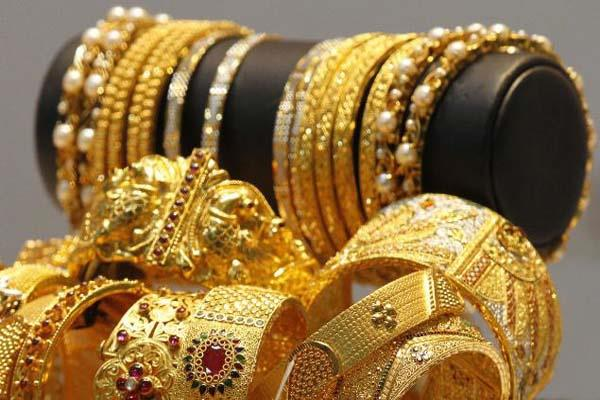 gold prices up in last week silver unchanged