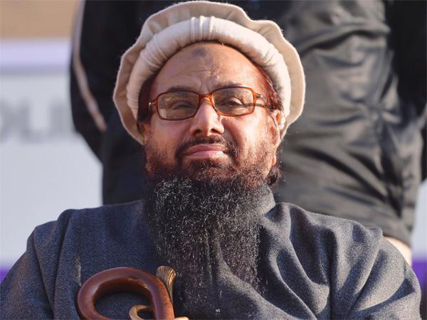hafiz saeed mocked america s joke said bain credibility