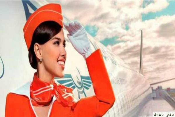 air hostess career opportunities in the sky