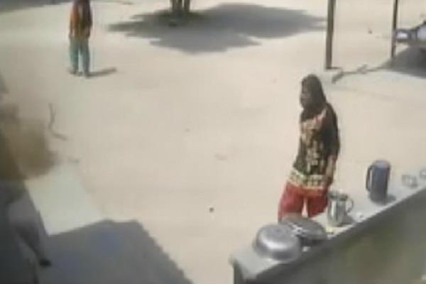 robbery at gurudwara sahib