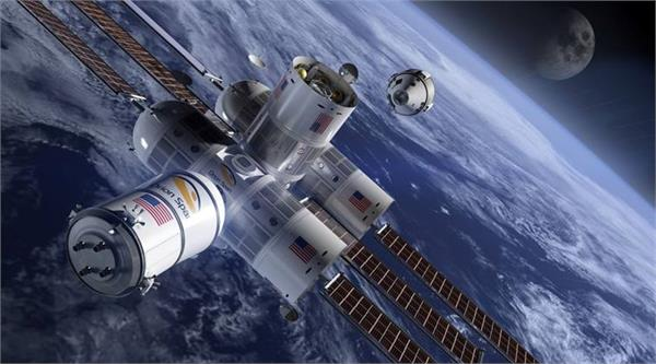 first luxury space hotel plans to offer zero gravity living