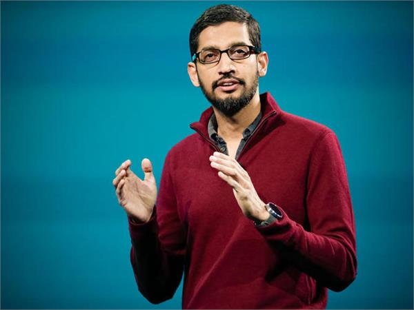 google chief pichai sent a sentimental letter to the staff