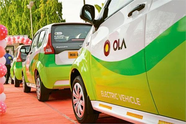 ola to add 10 000 evs in next 12 months