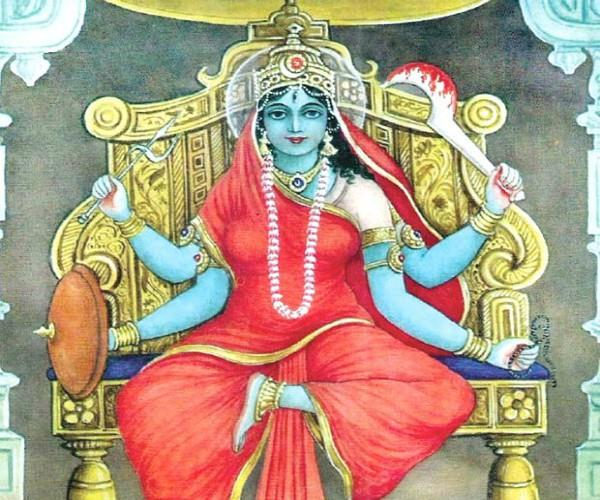 bhagwati matangi is saraswati of the vedas