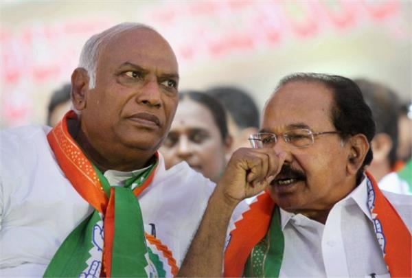 karnataka election congress may be too heavy to ignore kharge moily