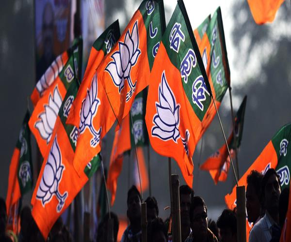 bjp has shown aggression on the issue of dalits