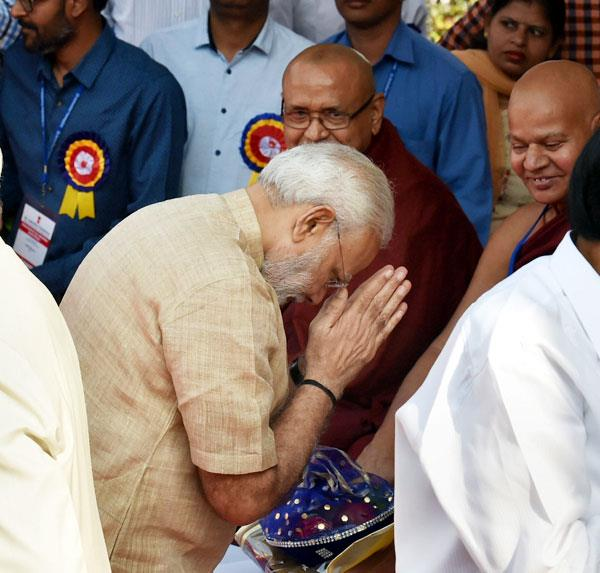 narendra modi chhattisgarh naxal ambedkar jayanti
