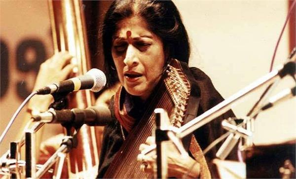 kishori amonkar classical music used to be the soul of indian culture