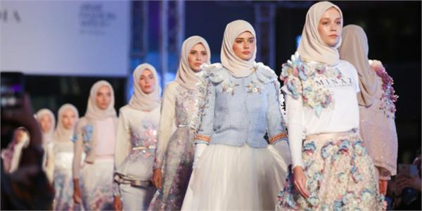 saudi arabia hosts its first ever fashion week