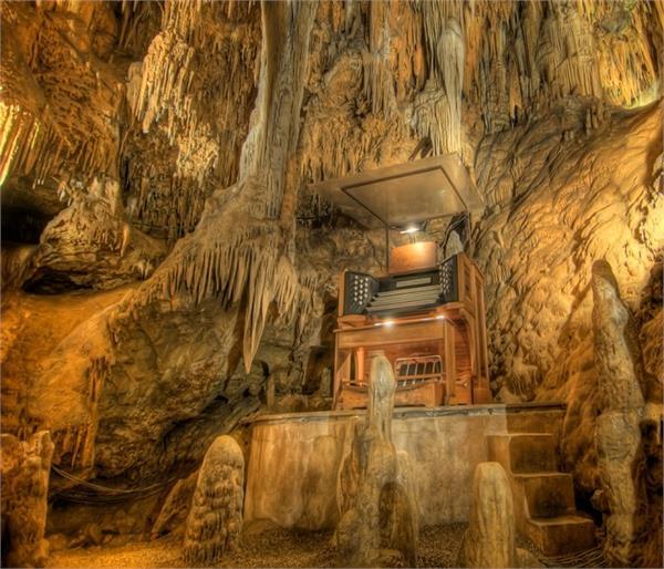 यह है जमीन के नीचे बना दुनिया का सबसे बड़ा Musical Instrument