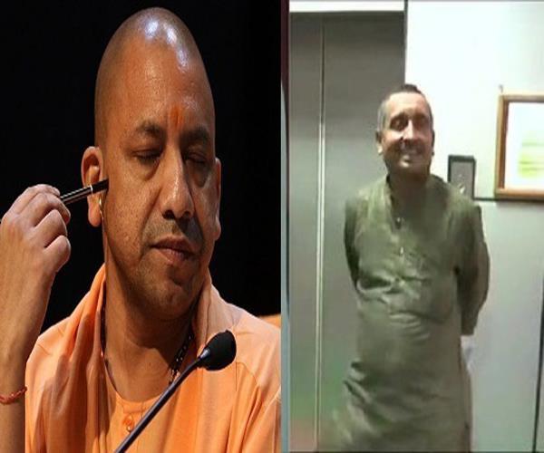 congress lays down yogi sarkar on unnao gang rape case