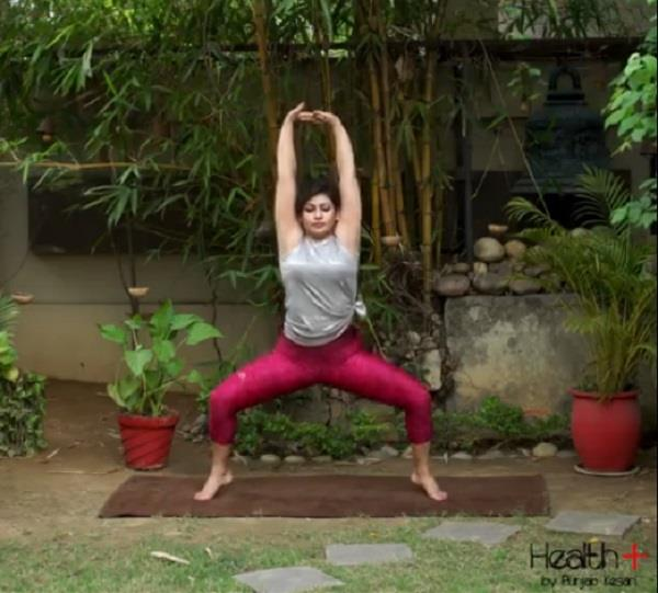 yoga for hip opening