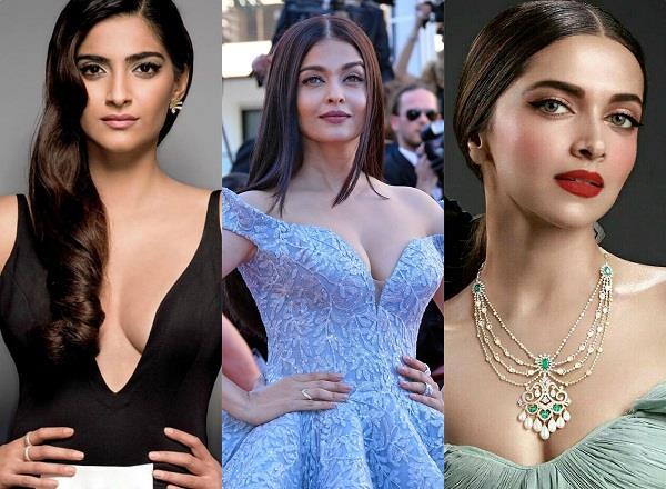 Aishwarya Rai, Deepika Padukone and Sonam Kapoor will attend Cannes Film Festival