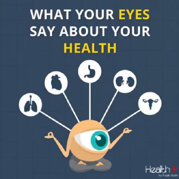 सेहत के बारे में क्या कहता है आपकी आंखों का रंग