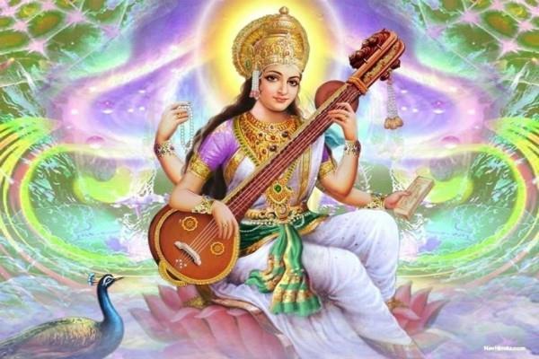 how these 3 devotee of devi saraswati became of mahavidhaan