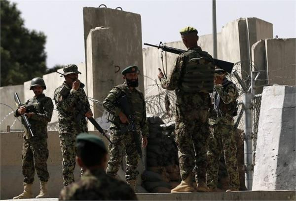 terrorist attack in afghanistan 11 soldiers killed
