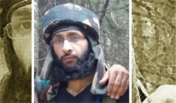 hizbul suspended terrorist zeenat