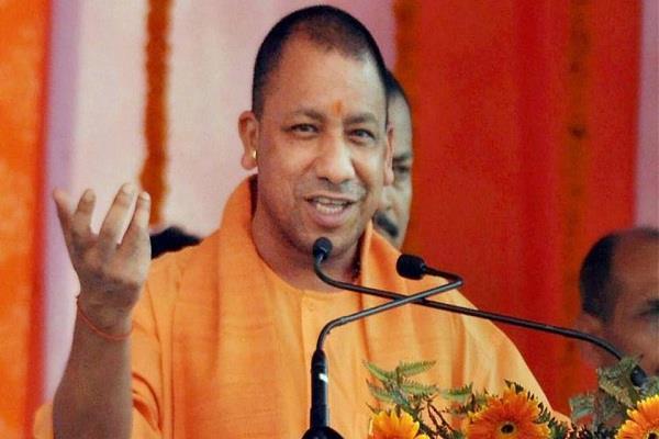 cm yogi launches village swaraj campaign on ambedkar jayanti