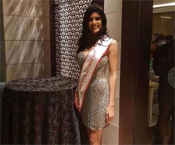 ludhiana s annan kler becomes miss india punjab