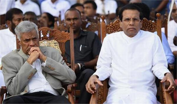 six ministers quit sri lanka s unity government