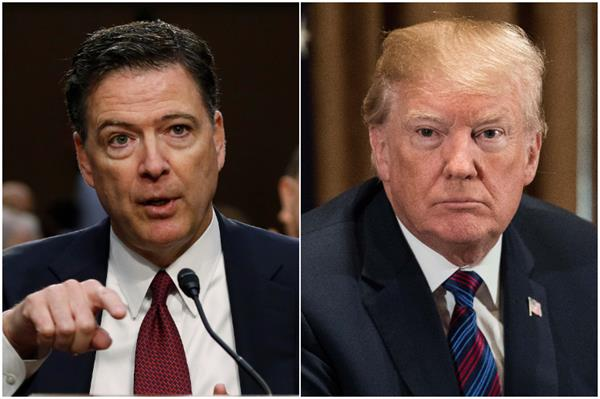 trump ran white house like a mafia boss james comey