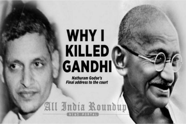 criticism of gandhi was closed after his murder koenraad elst