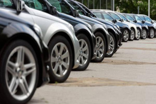 sales of passenger vehicles increased by 3 33