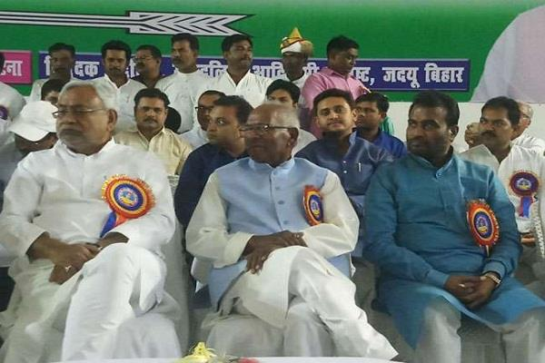 cm joined the program organized on baba saheb birth anniversary