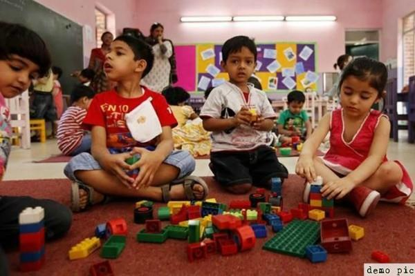 ncert to issue guidelines for admission in nursery