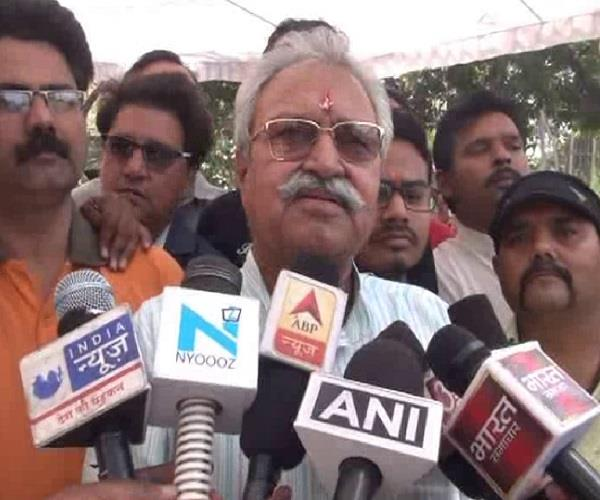police sent wrong people to jail in case of dalit movement laxmikant vajpai