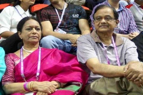 madras high court ed sm subramanyam nalini chidambaram