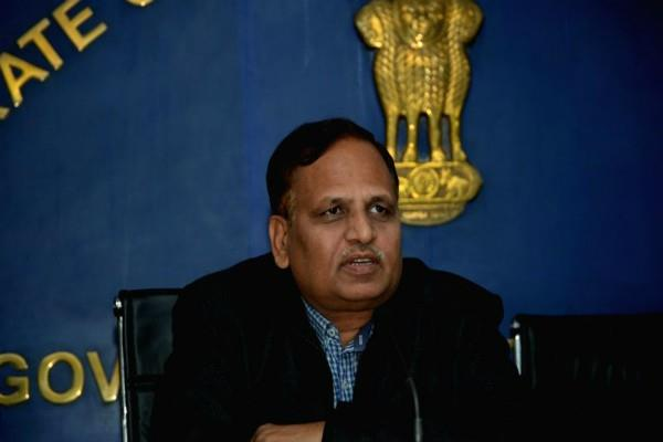 money laundering case delhi health minister jain inquired from ed
