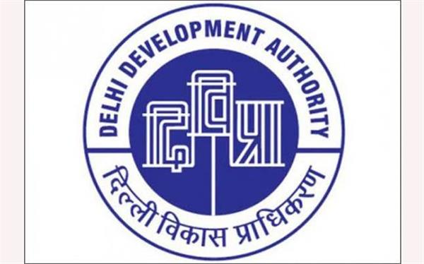 delhi development authority entrance test