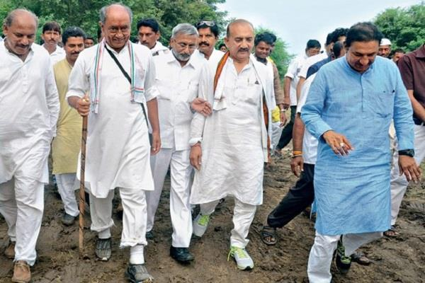 digvijay singh will start his political journey after narmada parikrama