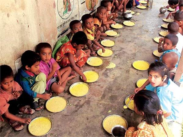 do not like mid day meals children forced to take tiffin