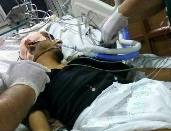 injured youth died in kashmir