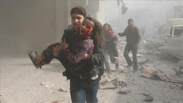 syria government to talk to terrorist organization