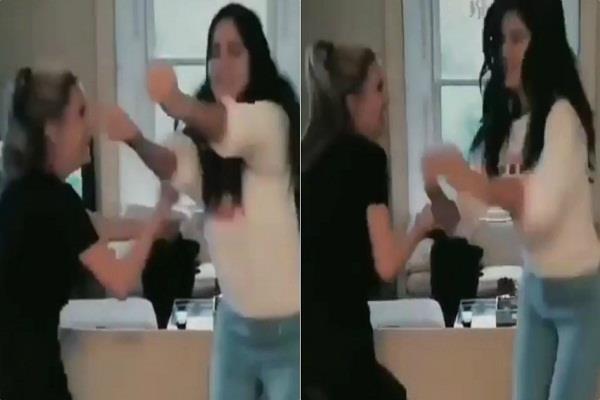 katrina kaif with sister viral video