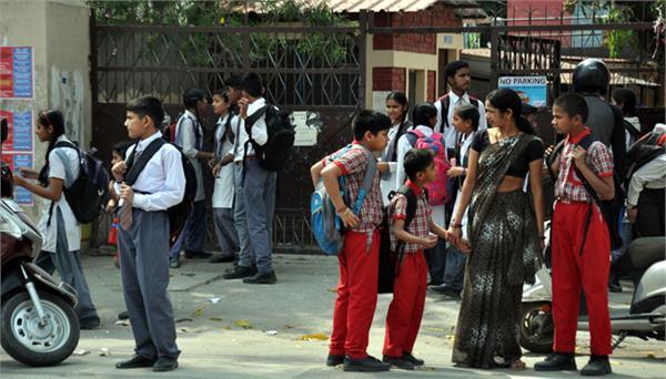 in uttarakhand schools open ncert books protest over