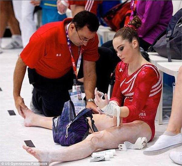 usa gymnastics doctor larry nassar abused  maggie nichols